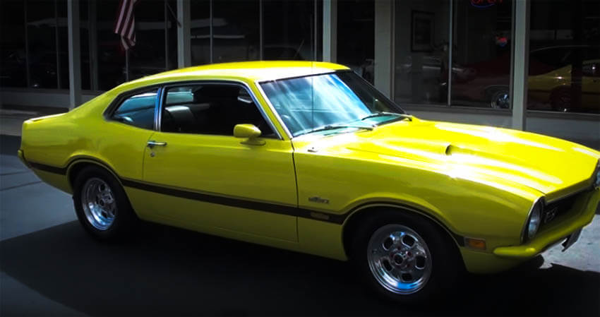 Affordable Muscle Cars 1970 Ford Maverick