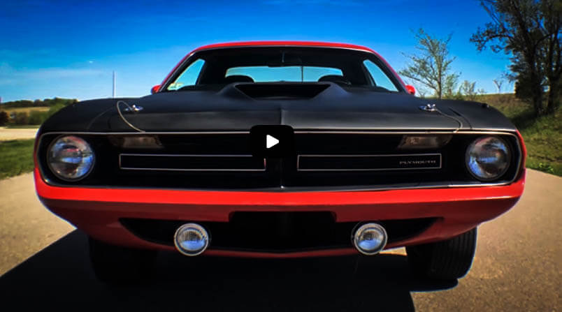 The Four Best Classic Muscle Cars