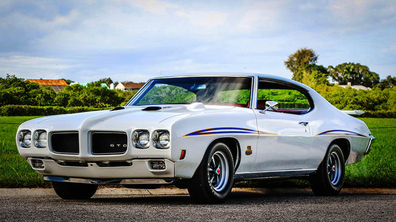 Cheap Muscle Cars Pontiac GTO
