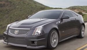 Modern Muscle Cars 2014 CTS V Coupe