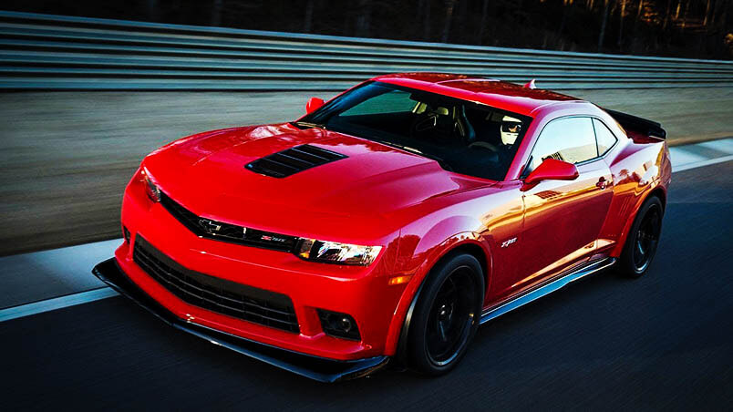 New Muscle Cars Chevy Camaro Z28