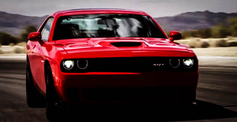 New Muscle Cars Dodge Challenger Hellcat