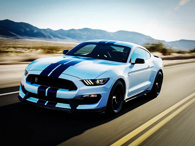 New Muscle Cars Mustang Shelby GT350