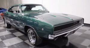 Best Muscle Cars 1968 Dodge Charger 426 HEMI 1