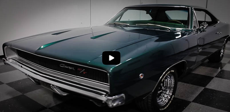 Best Muscle Cars Stunning 1968 Dodge Charger 426 HEMI