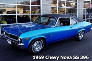 Best Muscle Cars 1969 Chevrolet Nova SS 1