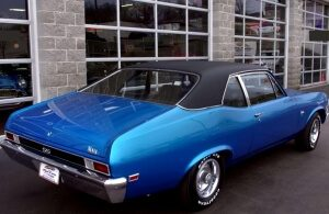 Best Muscle Cars 1969 Chevrolet Nova SS 2