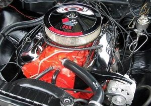 Best Muscle Cars 1969 Chevrolet Nova SS Engine