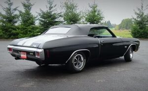 Best Muscle Cars 1970 Chevy Chevelle SS 2