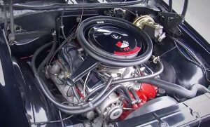 Best Muscle Cars 1970 Chevy Chevelle SS Engine
