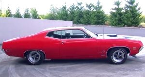 Best Muscle Cars 1970 Ford Torino Cobra 2