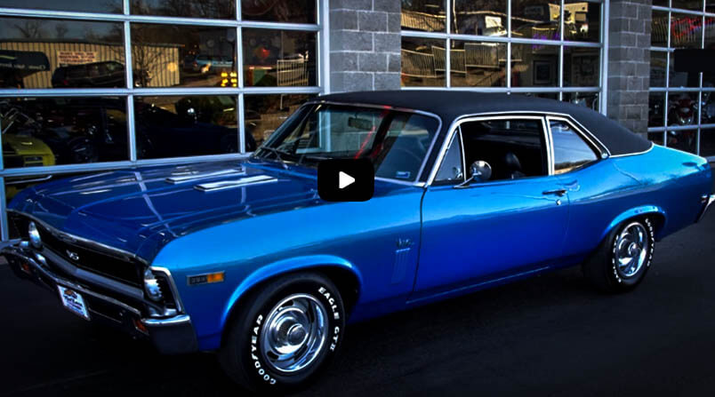 Best Muscle Cars 1969 Chevy Nova SS