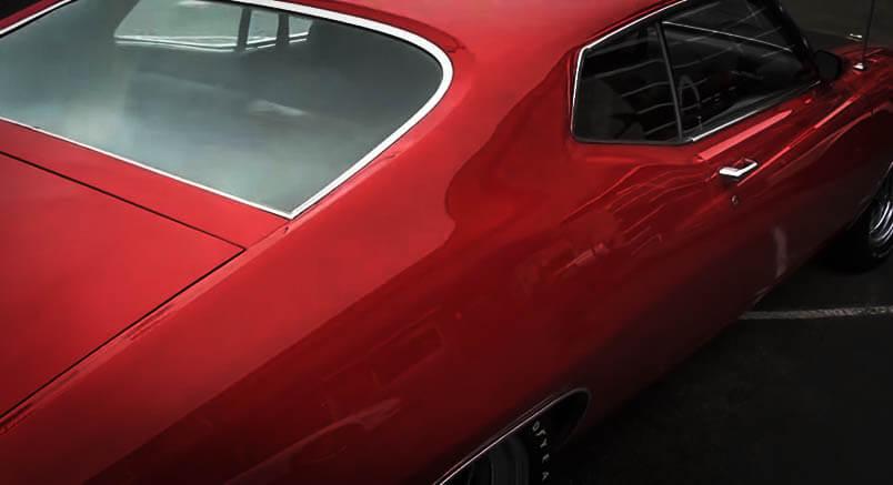 Best Muscle Cars Ford Torino Cobra Back