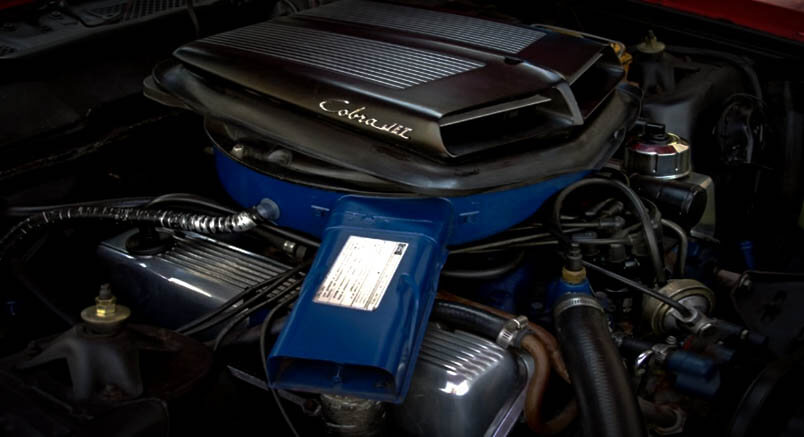 Best Muscle Cars Ford Torino Cobra Engine