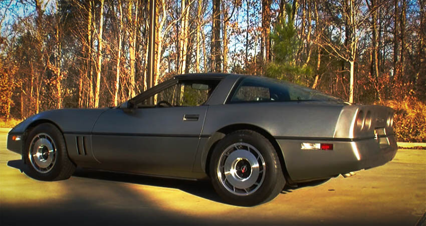 Affordable Muscle Cars 1984 Chevrolet Corvette 2