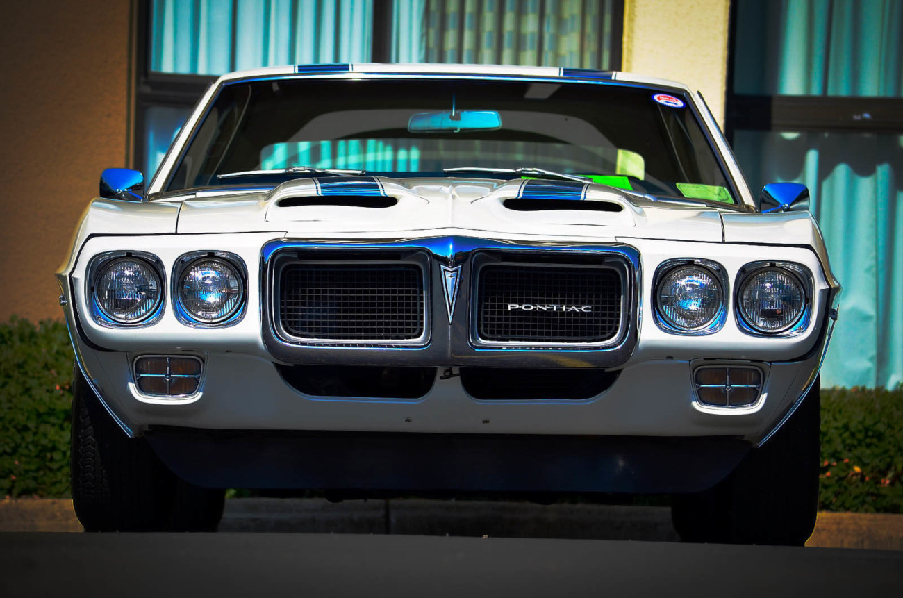 Affordable Muscle Cars Pontiac Firebird