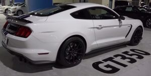 New Muscle Cars 2015 Shelby GT350 4