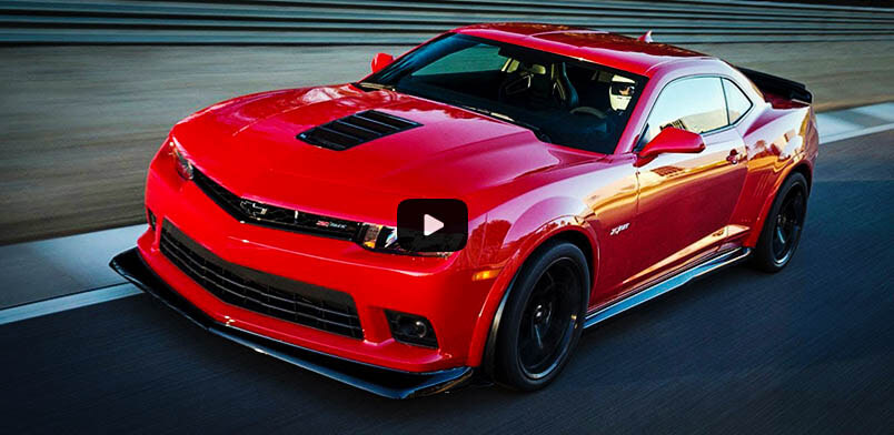 New Muscle Cars 2015 Chevy Camaro Z28 Review