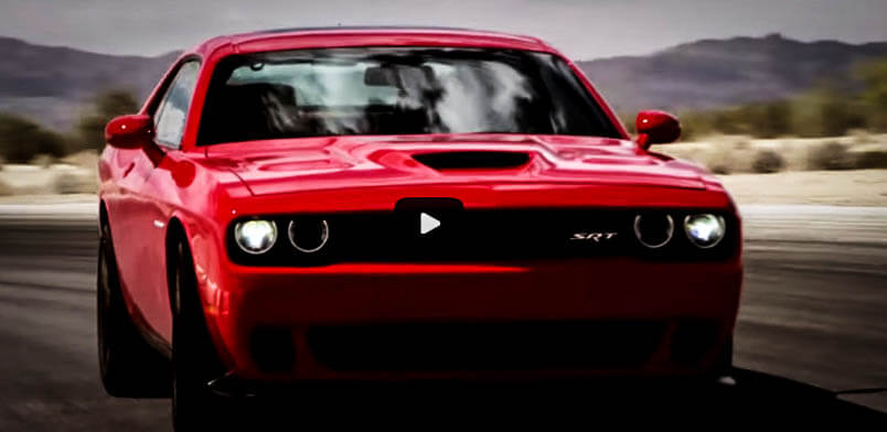 New Muscle Cars Dodge Challenger Hellcat Review