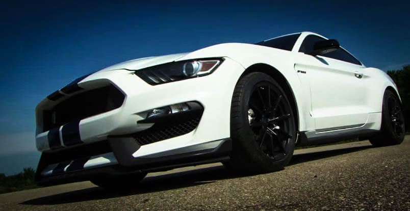 New Muscle Cars Mustang Shelby GT350 Review