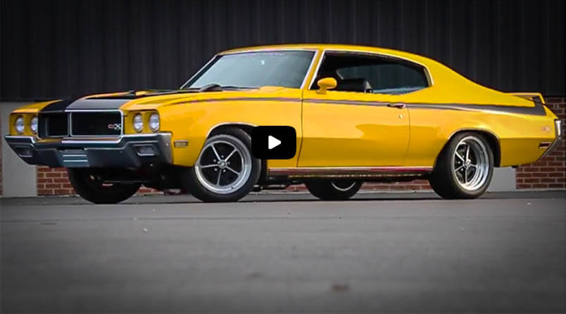 Best Classic Muscle Cars 1970 Buick GSX Stage 1
