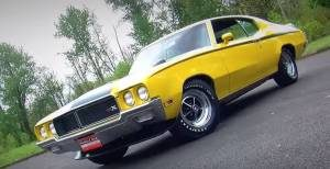 Best Classic Muscle Cars 1970 Buick GSX 1