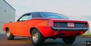 Best Classic Muscle Cars 1970 Plymouth HEMI Cuda 2