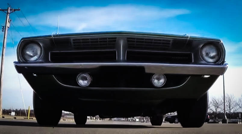 Best Classic Muscle Cars 1970 Plymouth HEMI Cuda Front