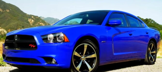 Modern Muscle Cars Dodge Charger RT