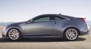 Modern Muscle Cars 2014 CTS V Coupe 2