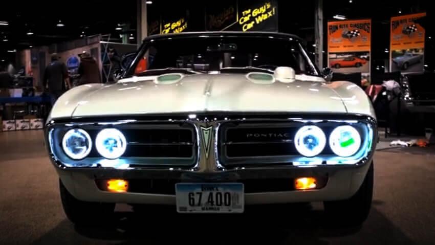 Best Classic Muscle Cars Pontiac Firebird