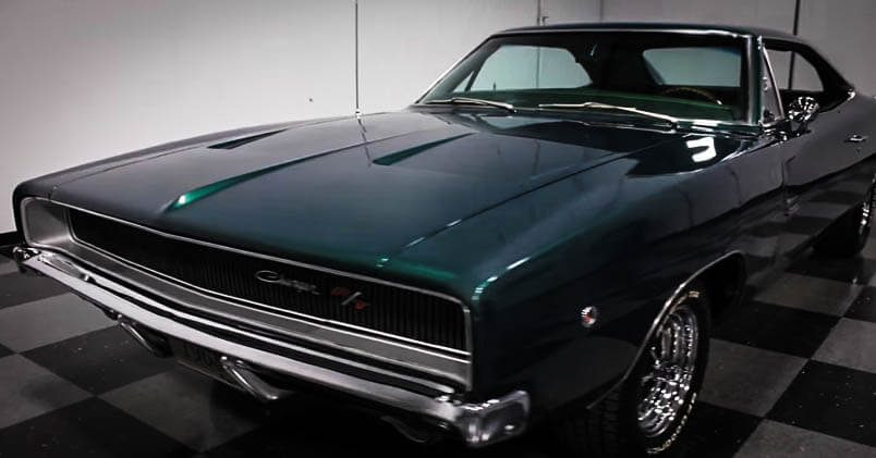 Best Muscle Cars Dodge Charger