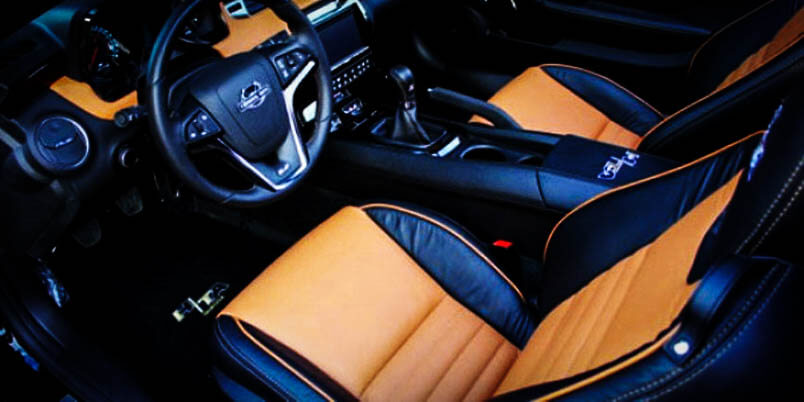 New Muscle Cars Pontiac Trans AM Inside