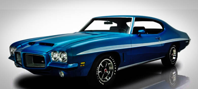 Cheap Muscle Cars 1972 Pontiac GTO