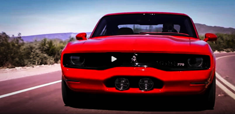 Modern Muscle Cars Ford Mustang