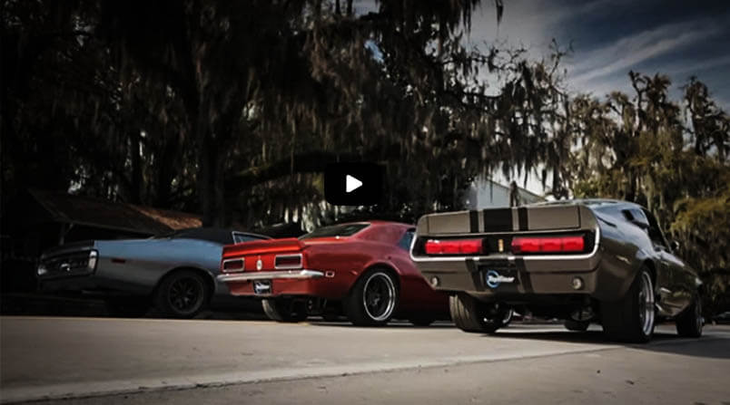 Best Muscle Cars of the 60s and 70s