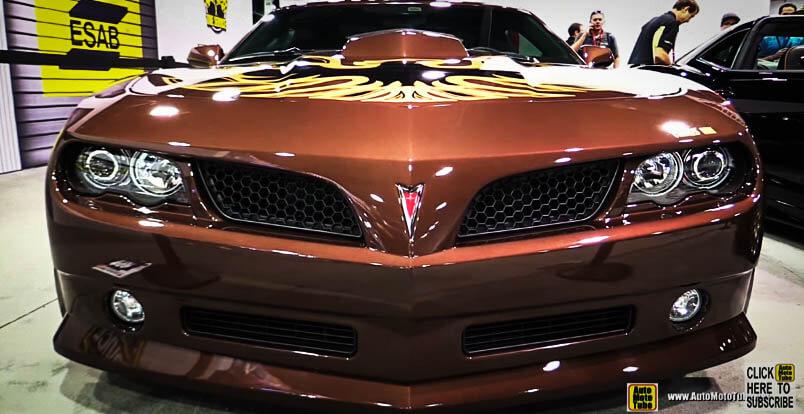 New Muscle Cars 2017 Pontiac Trans Am Hurst Edition Review Autos